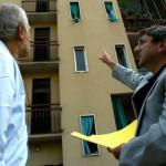 Il pedone cade sull'area condominiale comune a causa di scarti di cibo? Ne risponde il condominio