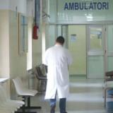 Medico in ospedale