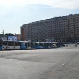 autobus parcheggiati
