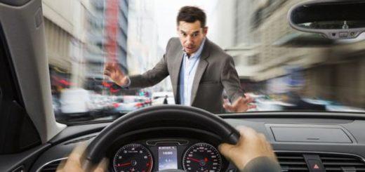 incidente stradale con pedone